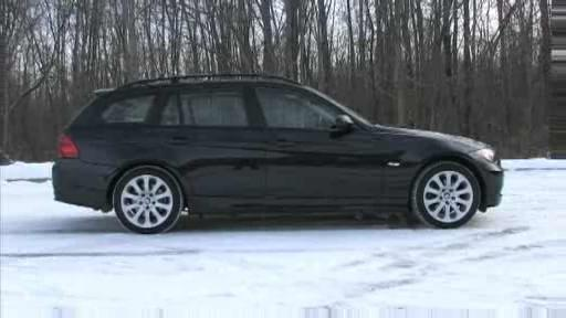 2006 BMW 325xi Touring Road Test (Video Clip) Video