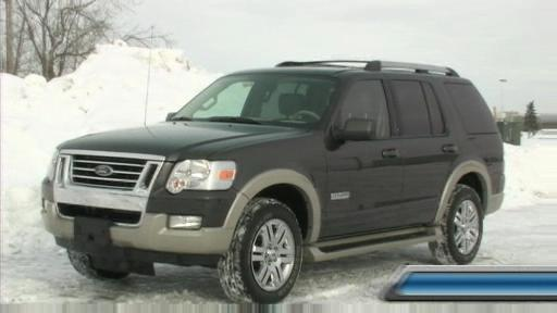 2006 Ford Explorer Road Test (Video Clip) Video