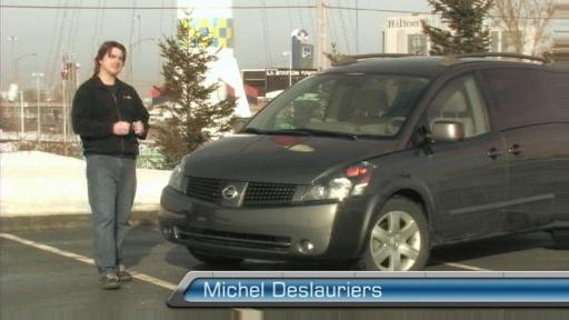 2006 Nissan Quest 3.5 SE Road Test (Video Clip) Video
