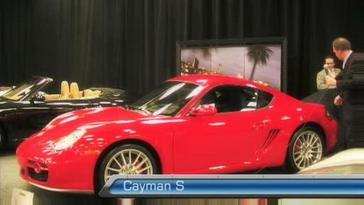 Video of the Montreal International Auto Show Video