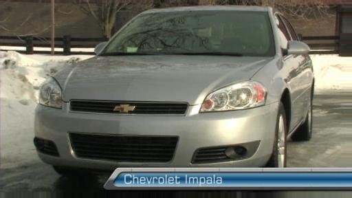 2006 Chevrolet Impala Road Test (Video Clip) Video