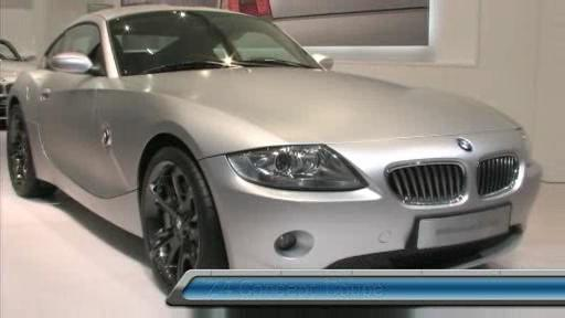 Video: BMW Z4 Coupe & Z4 M Roadster Video