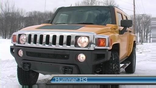 2006 Hummer H3 Road Test (Video Clip) Video