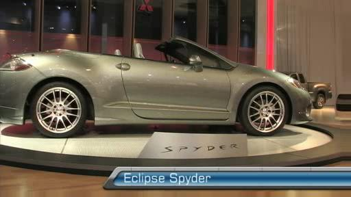 Video: 2007 Misubishi Eclipse Spyder Video