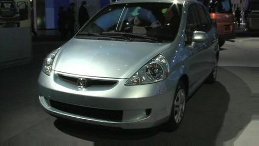 Video: 2007 Honda Fit Video
