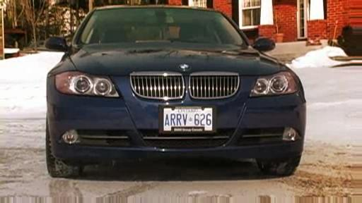 2006 bmw 330xi road test video clip editor 39 s review. Black Bedroom Furniture Sets. Home Design Ideas