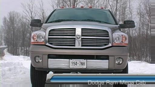 2006 Dodge Ram 2500HD Mega Cab Laramie 4x4 Road Test (Video Clip) Video
