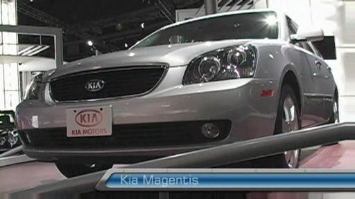 Video: 2007 Kia Magentis Video