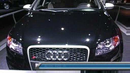 Video: 2007 Audi RS 4 Video