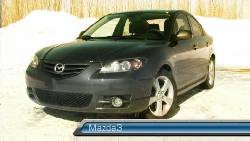 2006 Mazda3 GT Road Test (Video Clip) Video