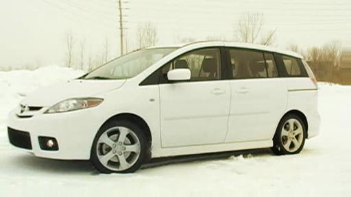 2006 Mazda5 Road Test (Video Clip) Video