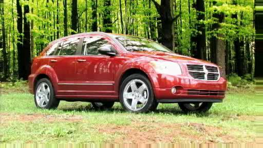 2007 Dodge Caliber: Model range comparison (Video) Video