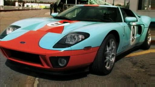 2006 Ford GT Driving Impressions Video