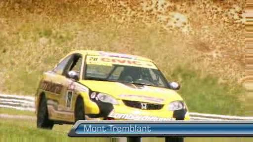 Racing Weekend at Circuit Mont-Tremblant Video