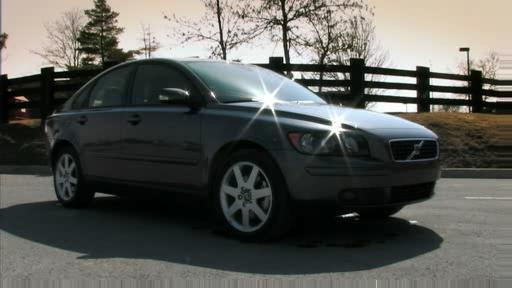 2006 Volvo S40 2.4i Road Test (Video) Video