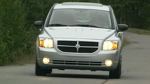 2007 Dodge Caliber SXT Sport Road Test Video