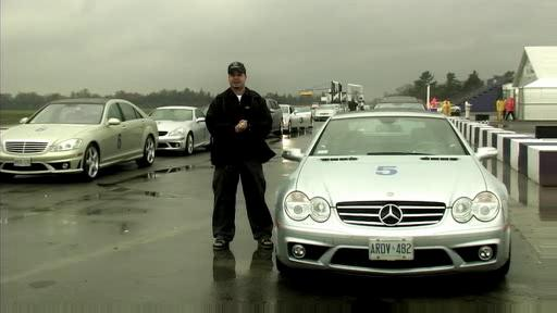 2007 Mercedes-AMG line-up  Video