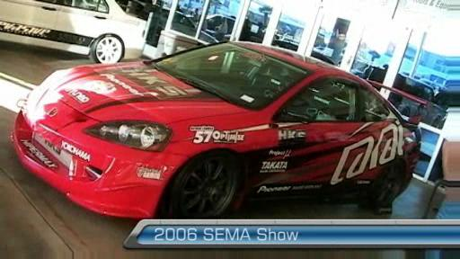 2006 SEMA Show : $34 billion business Video