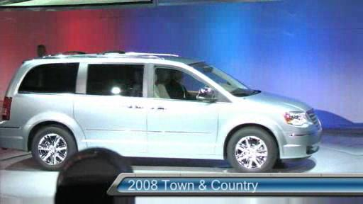 2008 Dodge Grand Caravan and Chrysler Town & Country (VIDEO) Video