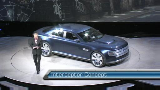 Lincoln's bold MKR Concept (VIDEO) Video
