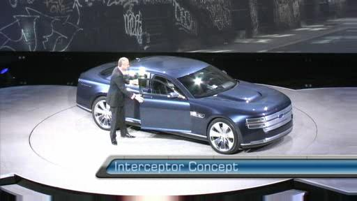 Ford Interceptor Concept (VIDEO) Video