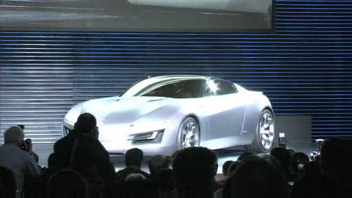 Acura presents the Advanced Sports Car Concept (VIDEO) Video