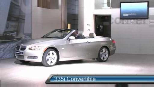 BMW launches 3-Series hardtop Cabriolet (VIDEO) Video