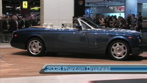 Rolls-Royce Phantom Drophead Coup� (VIDEO) Video