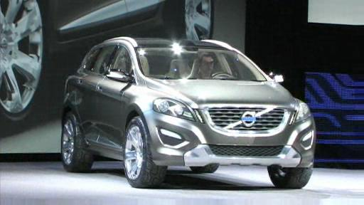 Volvo shows off the XC60 Concept (VIDEO) Video