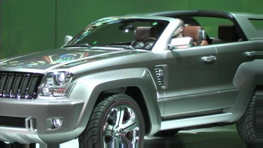 Jeep Trailhawk Concept (VIDEO) Video