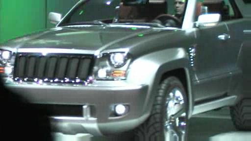 Chrysler Nassau Concept (VIDEO) Video