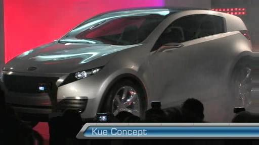 Kia introduces Kue concept and confirms Soul for production (VIDEO) Video