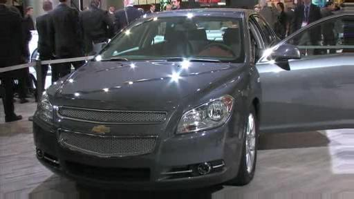 Chevrolet presents all-new 2008 Malibu (VIDEO) Video