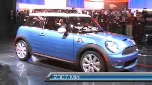 MINI debuts new Cooper in North America (VIDEO) Video
