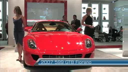 Ferrari shows off 599 GTB Fiorano (VIDEO) Video