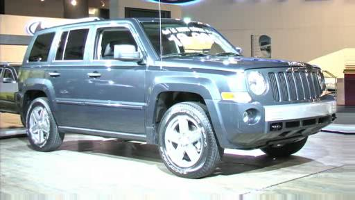 2007 Jeep Patriot : the lowest-priced 4x4 in Canada (VIDEO) Video
