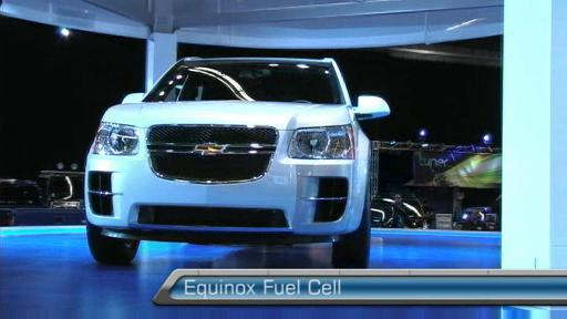 2008 Buick Enclave and Equinox Fuel Cell at the Montreal Auto Show (VIDEO) Video