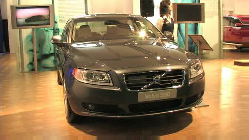2007 Volvo C30, S80 and XC90 Sport at the Montreal Auto Show (VIDEO) Video