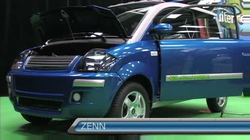 Montreal Auto Show: On Route to a Greener Future (VIDEO) Video