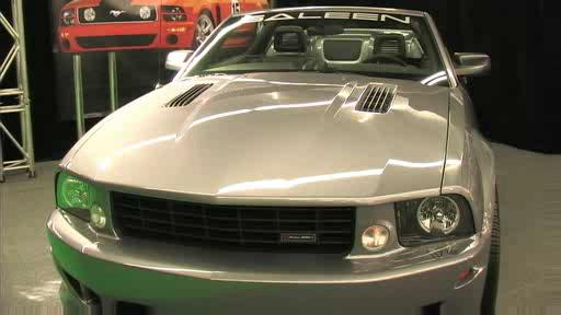 Montreal Auto Show: The 7th Heaven (VIDEO) Video
