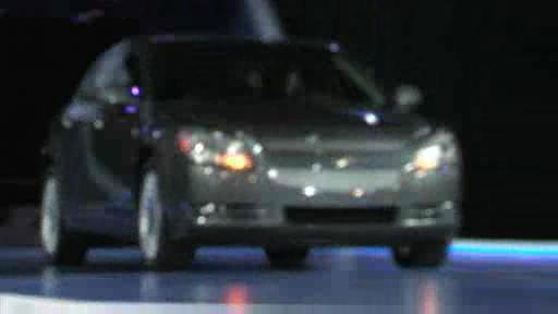 2008 Cadillac CTS at the 2007 Toronto Auto Show (VIDEO) Video