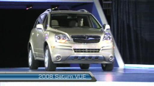 2008 Chevrolet Malibu at the 2007 Toronto Auto Show (VIDEO) Video