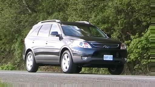 2007 Hyundai Veracruz  First Impressions Video (VIDEO) Video
