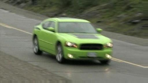 2007 Dodge Charger Daytona R/T Road Test Video