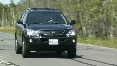 2007 Lexus RX 400h Ultra Premium Road Test Video