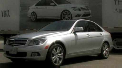 2008 Mercedes-Benz C-Class  First Impressions Video  Video