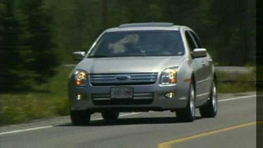 2007 Ford Fusion SEL AWD Video