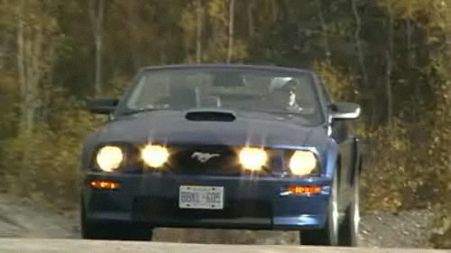 2007 Ford Mustang GT California Special Road Test Video