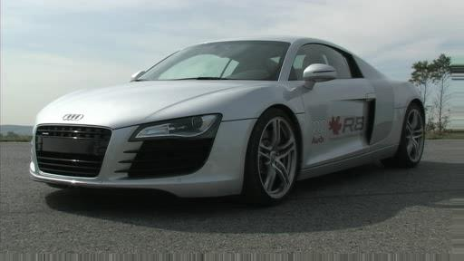 2008 Audi R8 Road Test  Video