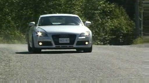 2008 Audi TT Coupe Video